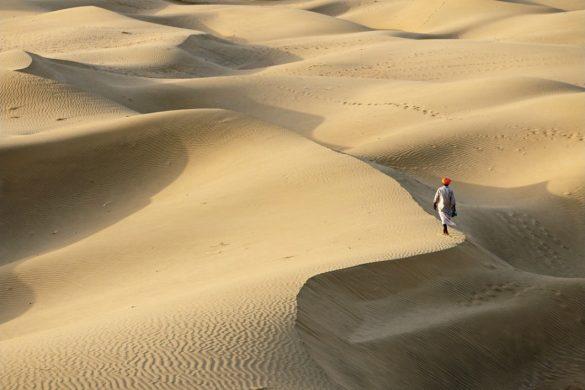 Reasons to Visit Jaisalmer-Golden City