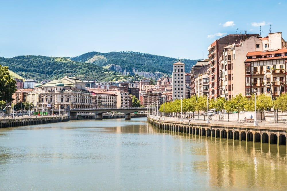 Bilbao-Spain-Why to Visit Spain:  Spanish Food & Must-See Places