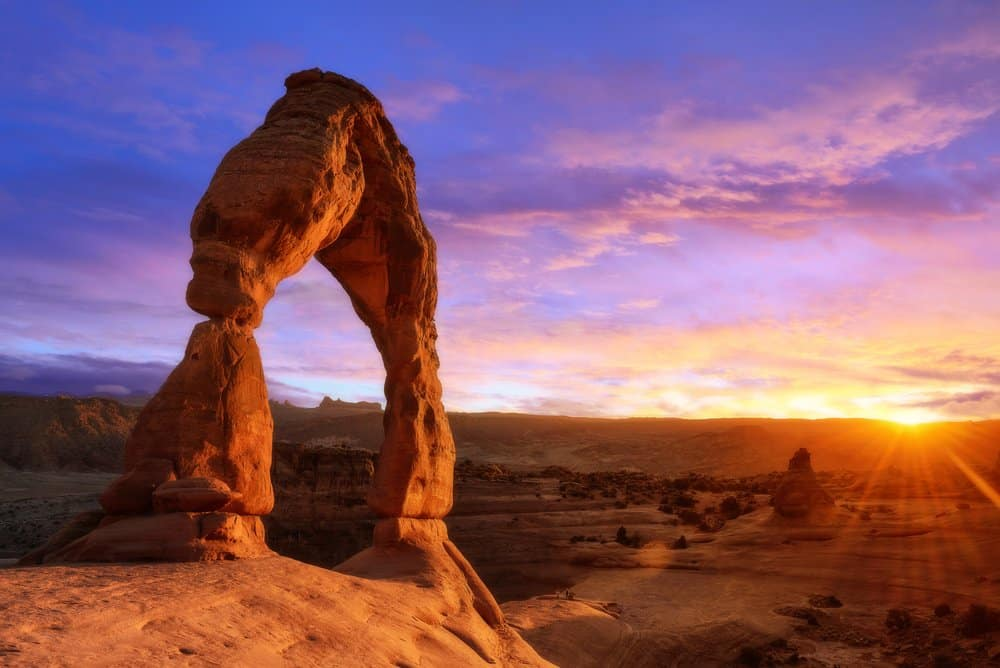 Utah-arches national park