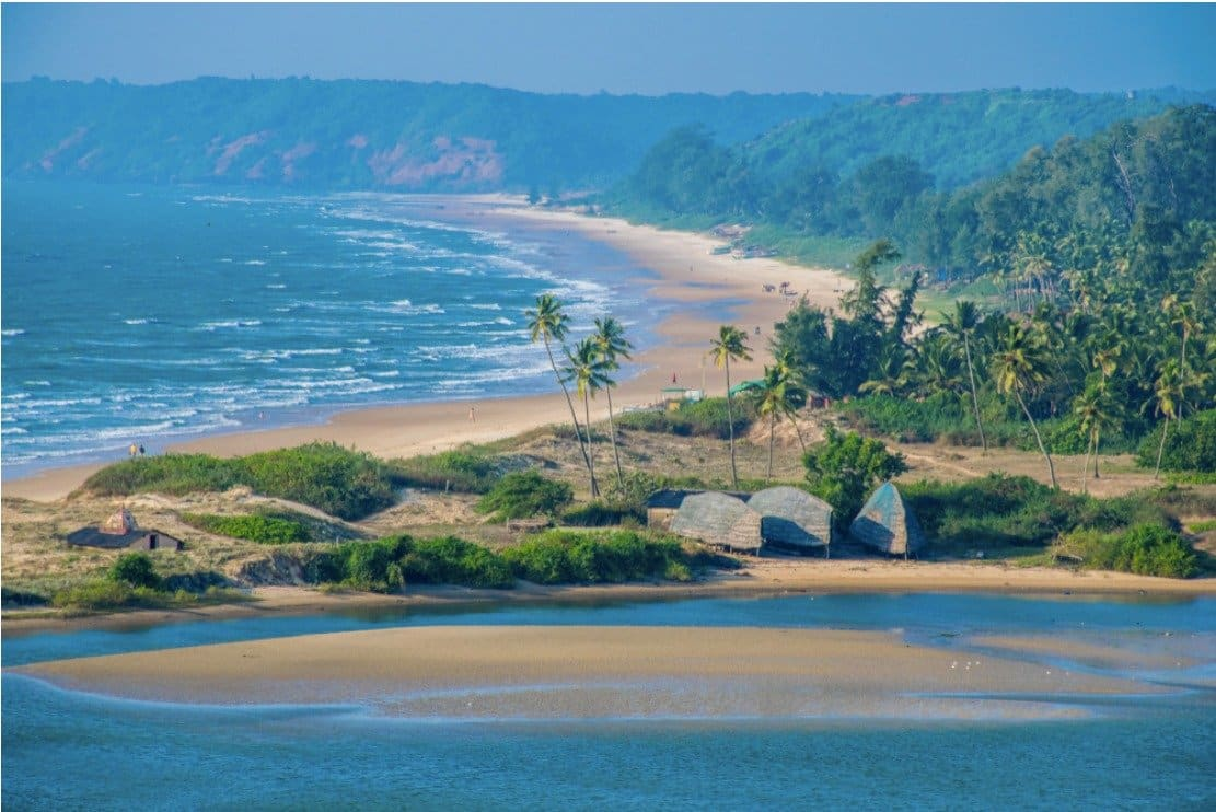 Best Places to Visit in Goa: Beach Resorts