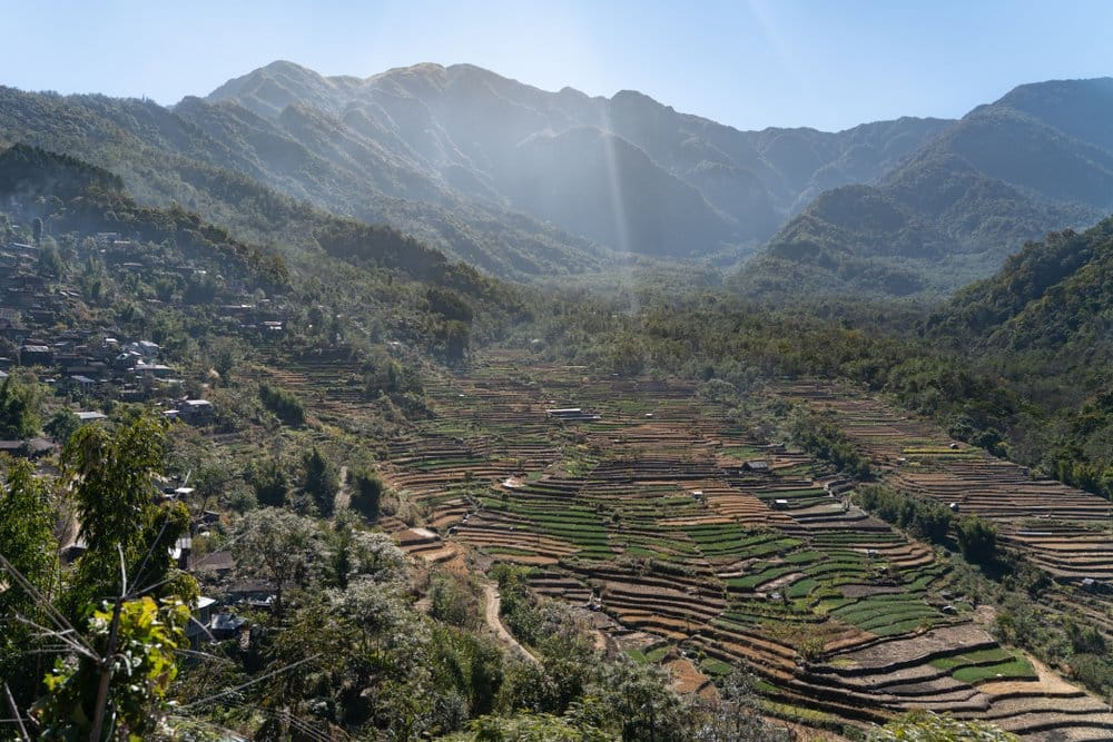 Nagaland is known as a land of festivals