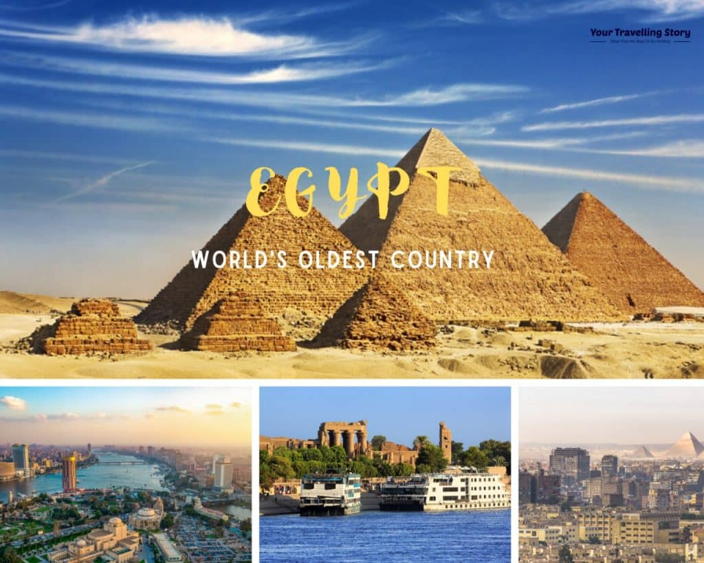 Egypt: the most cultural and ancient country
