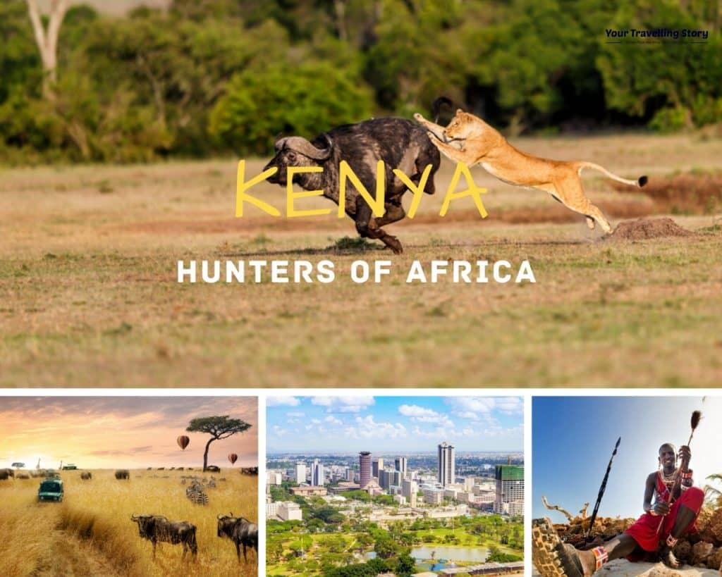 Kenya: Hunters of Africa