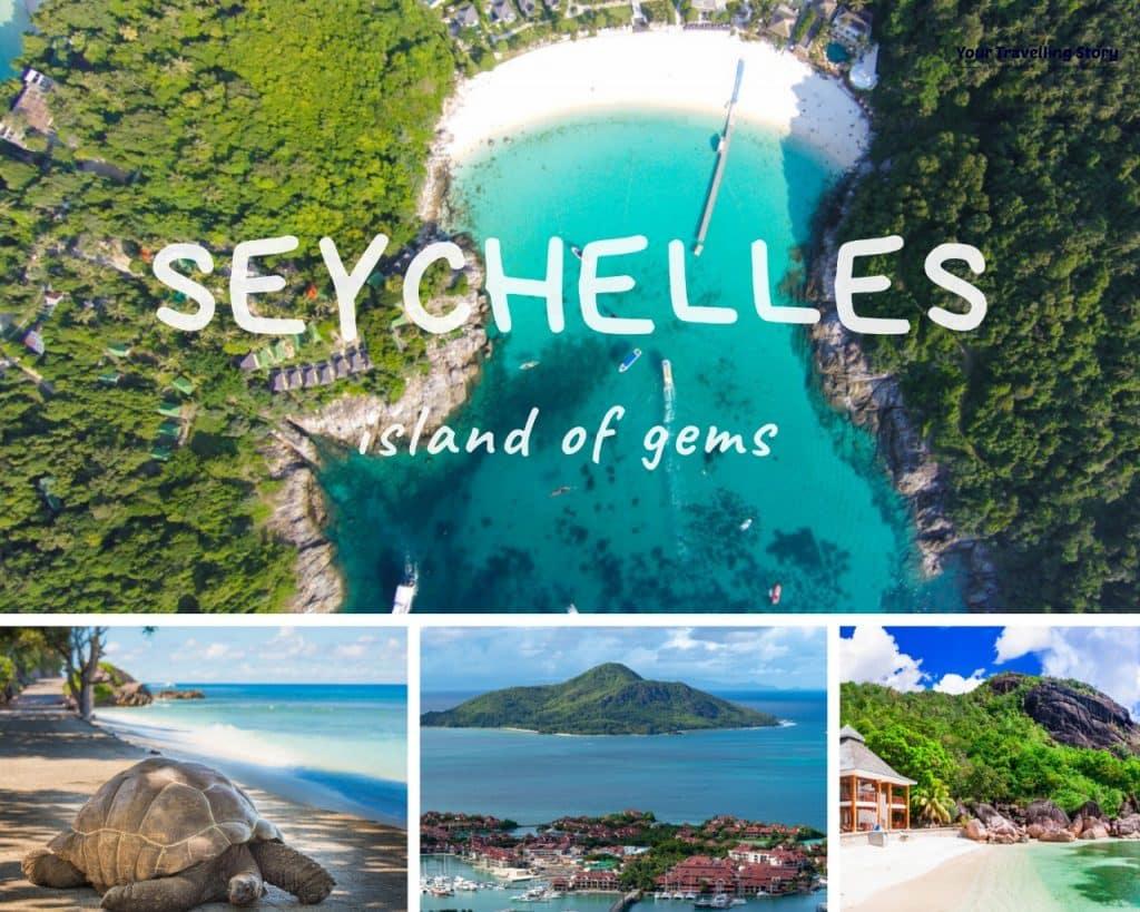 Seychelles: Best Places to Visit in Africa: 10 Tourist Destinations, Safari