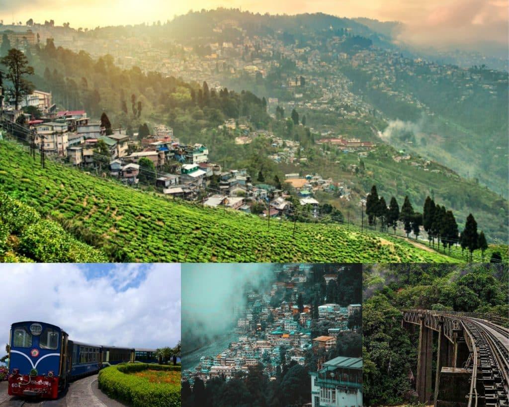 Darjeeling Hill Station India