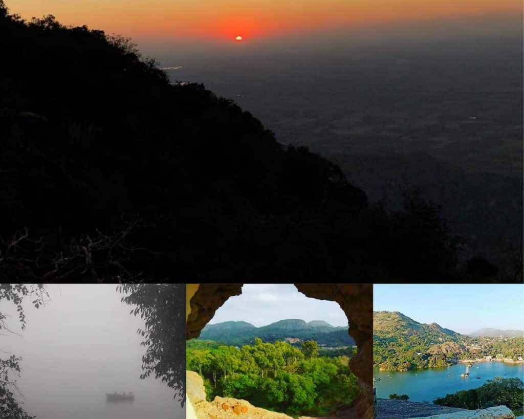 Mount Abu Hill Station, Rajasthan, India