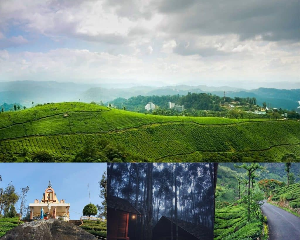 Munnar (Kerala): one of the best hill stations in India