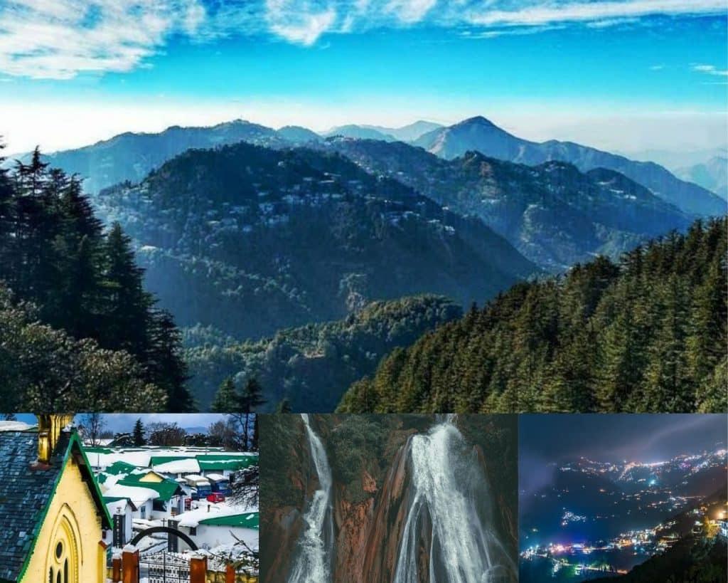 Mussoorie (Uttarakhand), beautiful hill station of India