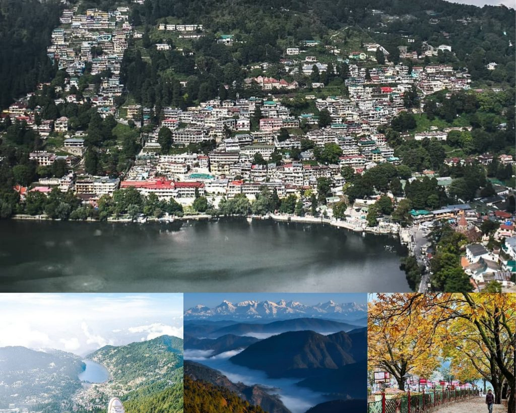 Nainital (Uttrakhand) Hill Station in India