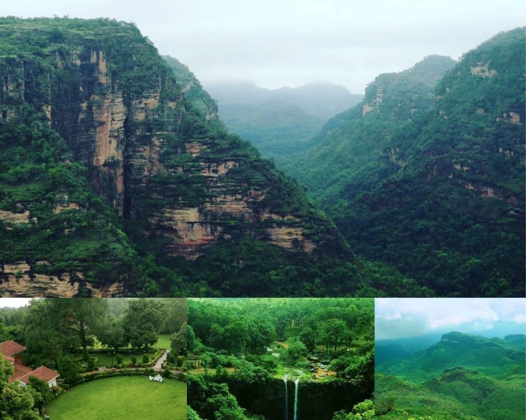 Pachmarhi Hills, Madhya Pradesh- Beautiful and captivating hill station in India