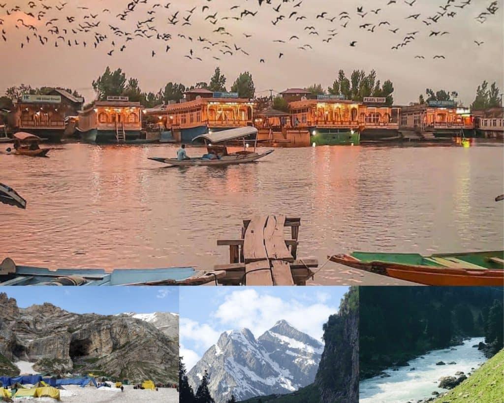 Srinagar, Jammu & Kashmir: Best Hill Station