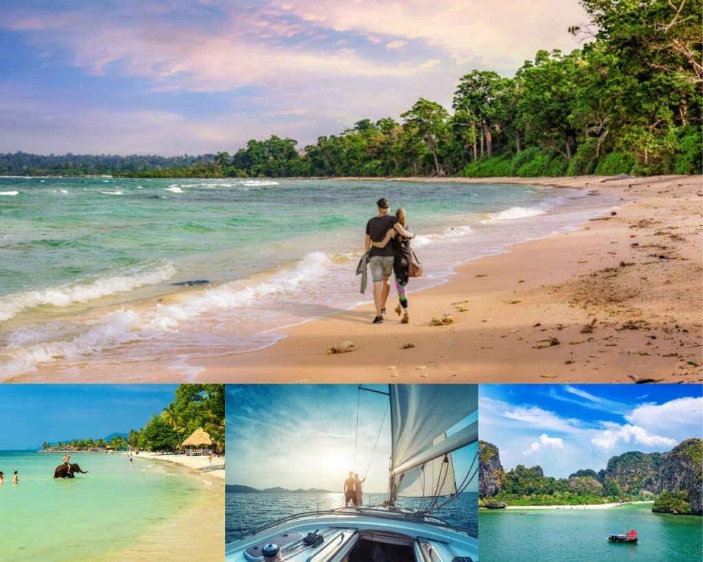 Andaman and Nicobar Islands- Best Honeymoon Destinations in India