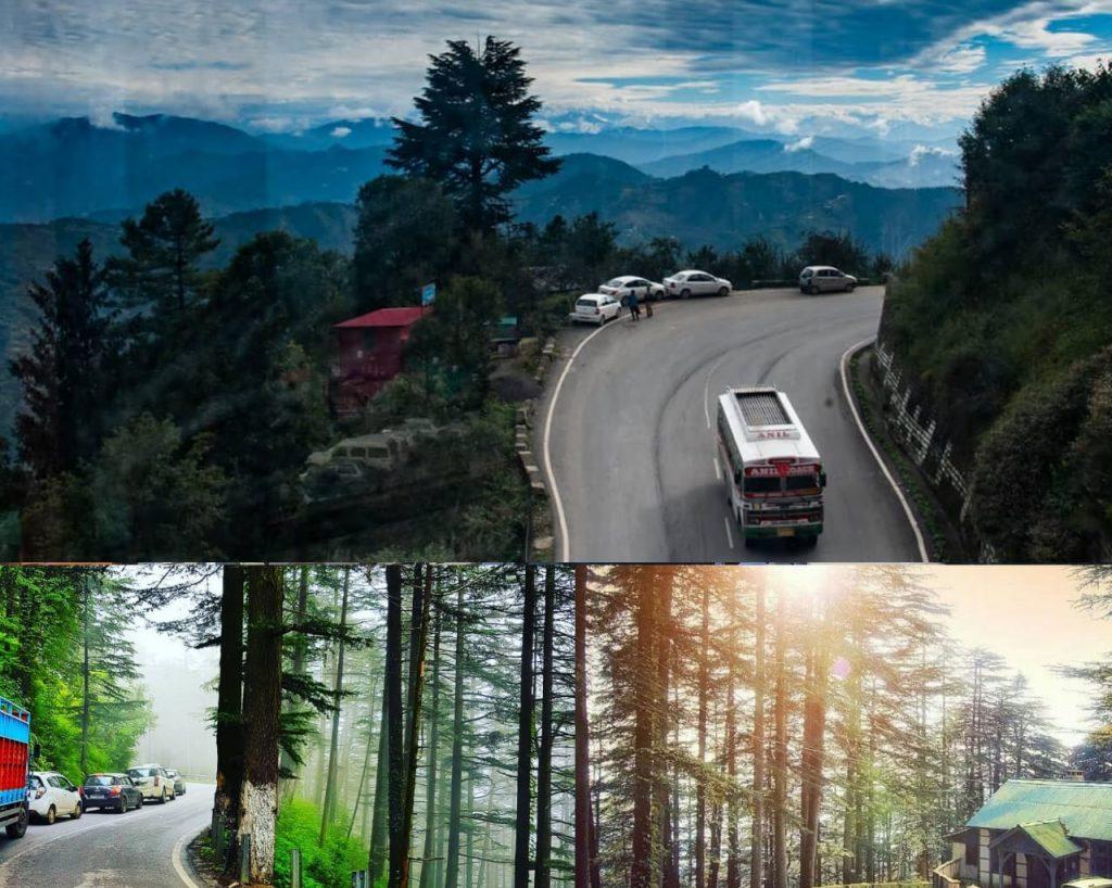Chail- Shimla Visiting Places