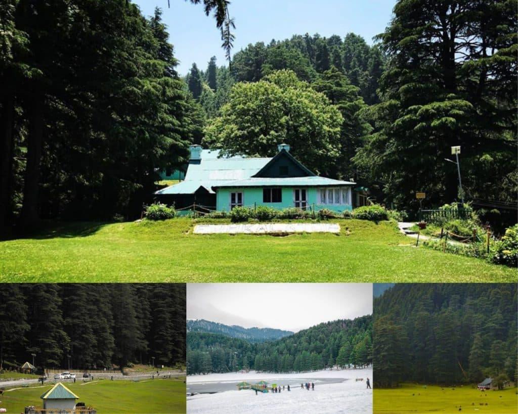 Khajjiar- Switzerland of India- perfect spot for Honeymmon
