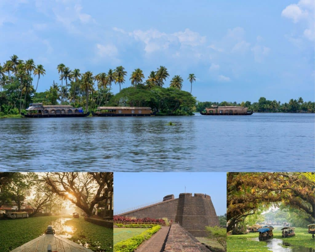 Kochi- Kerala- Best Honeymoon Destinations in South-India