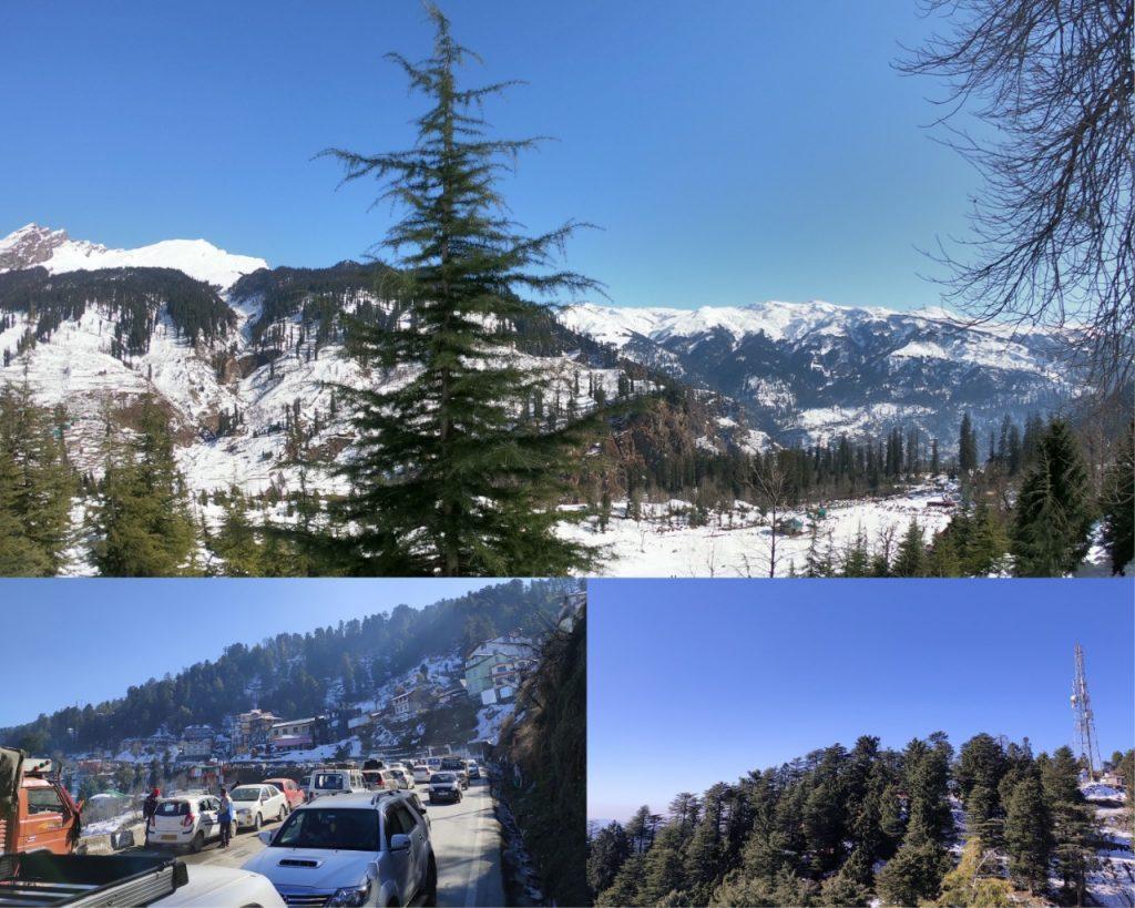 Kufri- Shimla- One of the best visiting places of Shimla