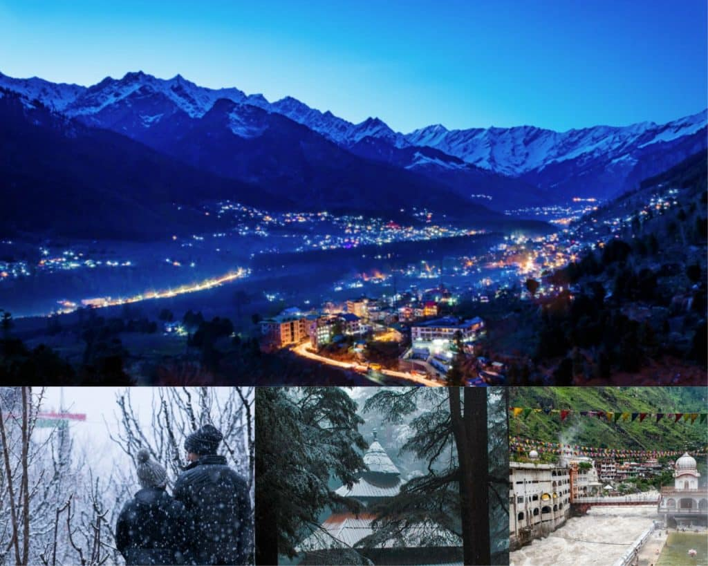 Manali- Himachal Pradesh- Perfect place for couples in India