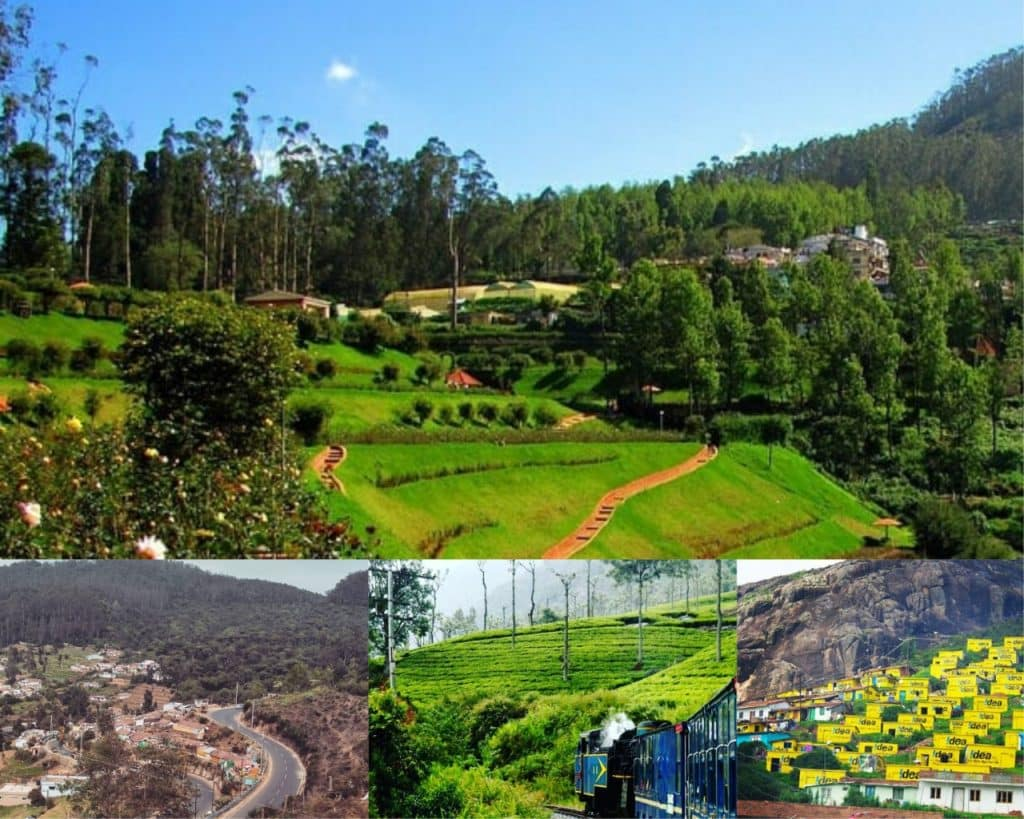 Ooty- Tamilnadu- Best hill station in India to spend vacation