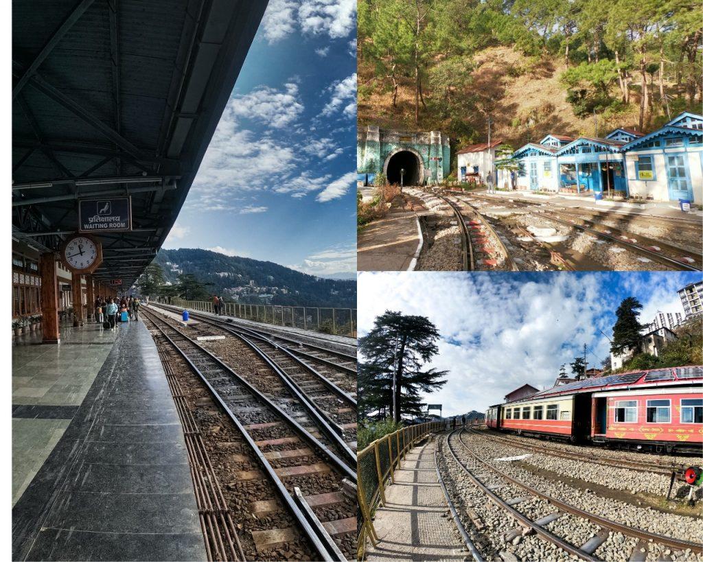 Kalka Shimla Train: