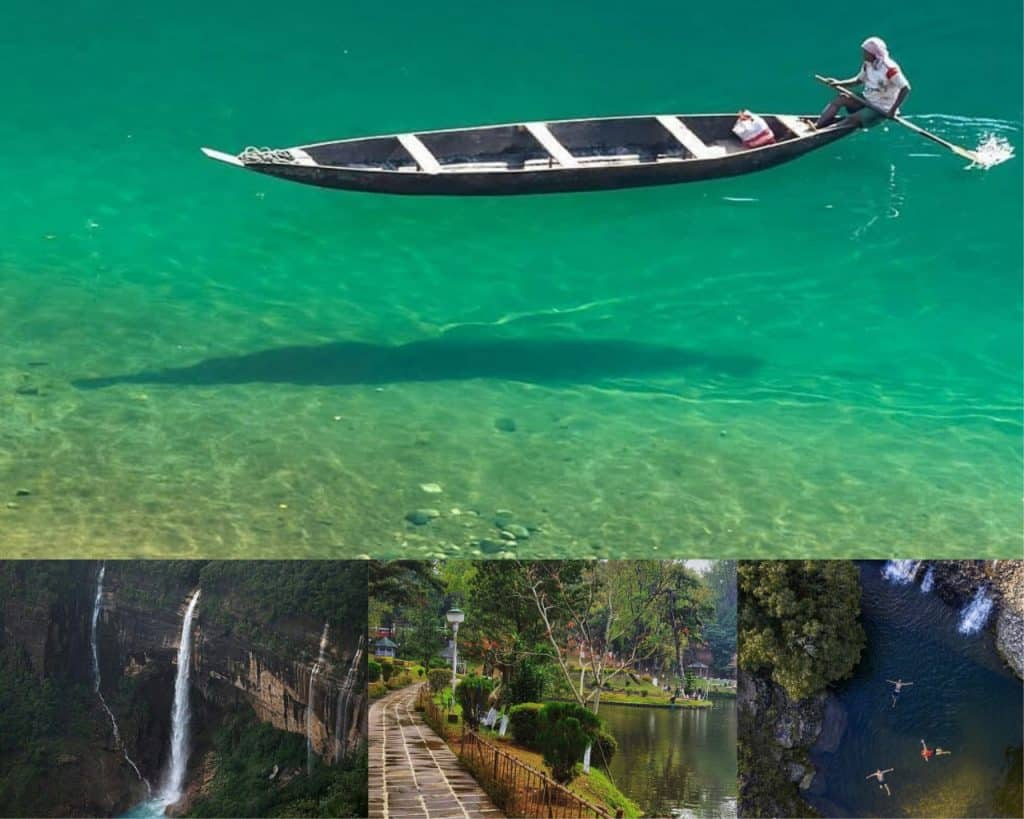 Shillong- Meghalaya- perfect honeymoon place in India