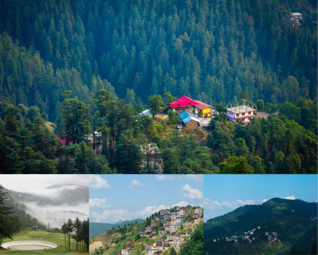 Shimla is for couples to come, explore and live their life