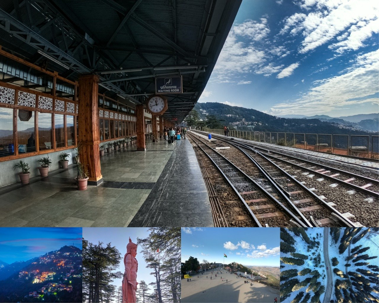Shimla Visiting Places: 9 Hot-Spot for Vacation