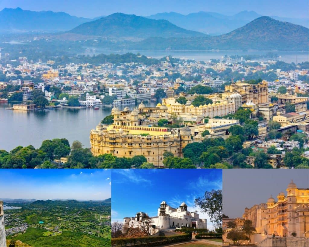 Udaipur-Rajasthan: Best Honeymoon Destinations in India