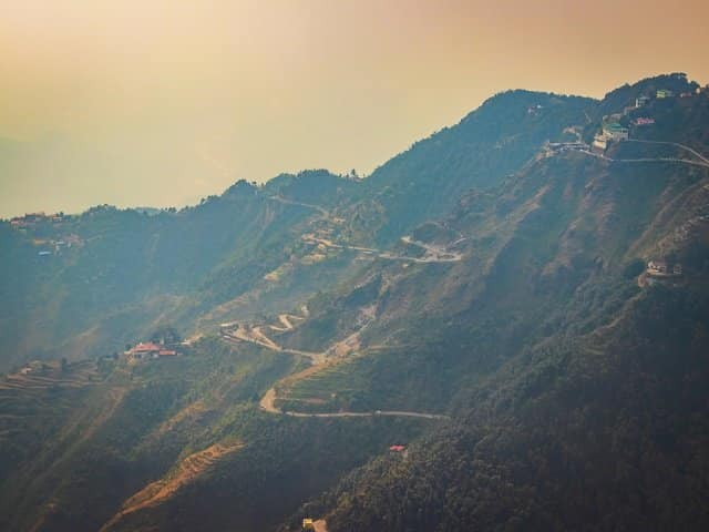 Gun Hill- Places to Visit Mussoorie and top Tourist Destinations