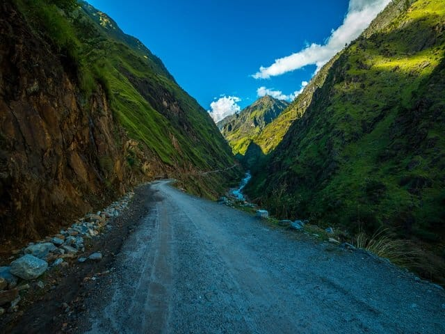Munsiyari and Dharchula- Uttarakhand  Best Destination for Solo Trip Via Road