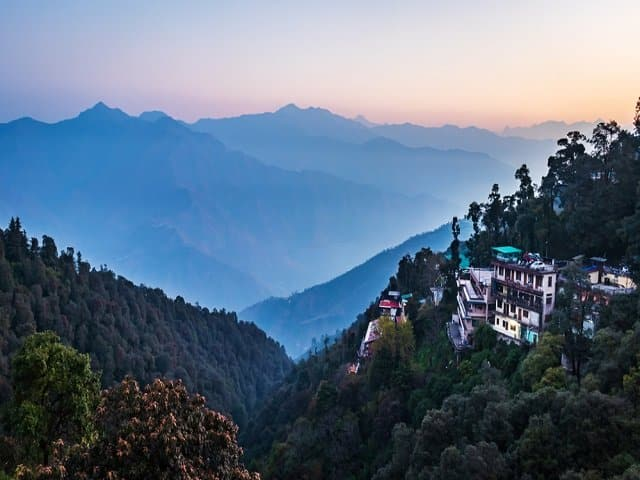 Top Tourist Destinations in Mussoorie, India
