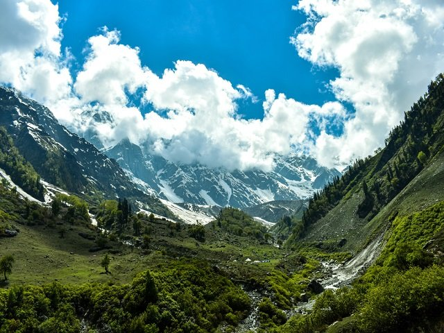 Beas Kund- one of the top places to visit Manali- Himachal Pradesh
