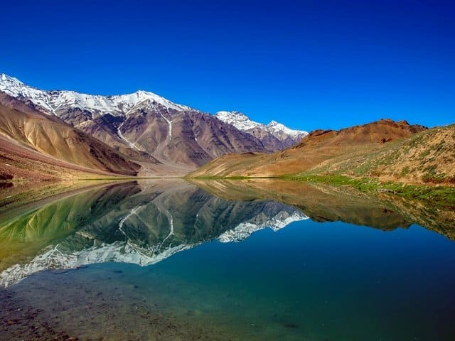 Chandratal Lake- Spiti valley visiting places and top tourist destination in Himachal Pradesh