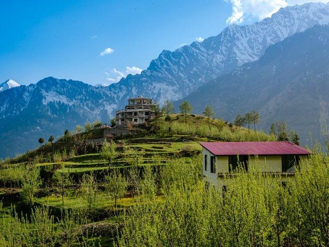 Gulaba- Best places to visit Manali, Himachal Pradesh