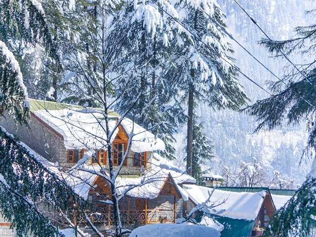 Hotels to Stay in Manali, Himachal Pradesh