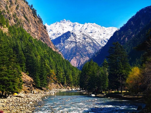 Kasol- Most visiting place in Himachal Pradesh