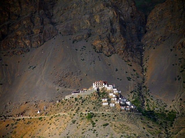 Kaza Village- Himachal Pradesh- Bikers and travellers top destination