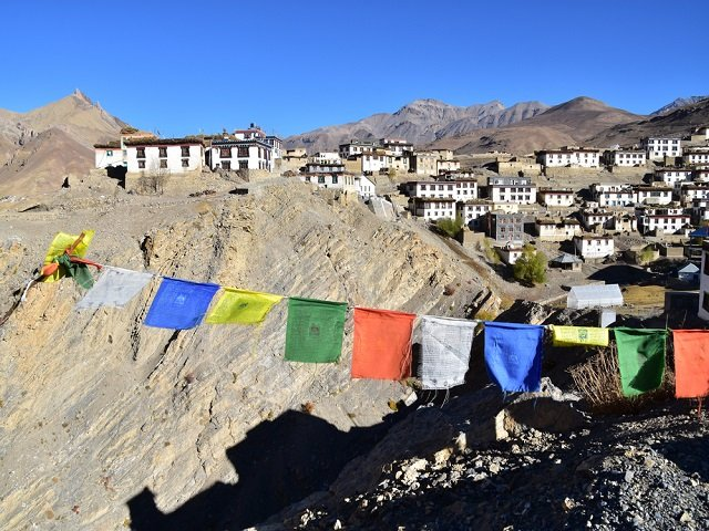 Kibber Village- Trip to Spiti valley, and Lahaul Region Himachal