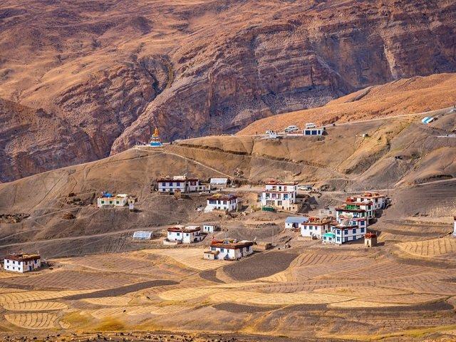 Komic- Himachal- Spiti valley and Lahaul Region trip