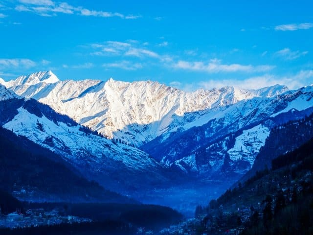 Manali- Himachal Pradesh- Perfect honeymoon destination and best hill station in India