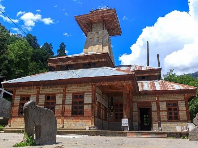 Manu Temple- Famous Tourist Destination in Manali, Himachal Pradesh