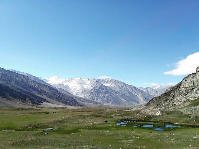 Miyar Valley- Landscape of Himalaya and offbeat tourist place in Himachal Pradesh