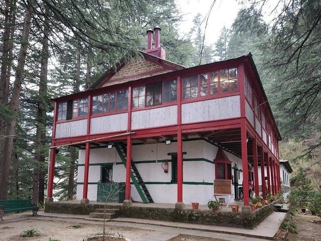 Naggar- Tourist place in Himachal Pradesh