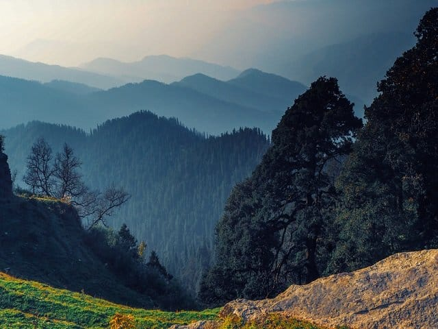 Narkanda one of the most beautiful places to visit in Himachal Pradesh
