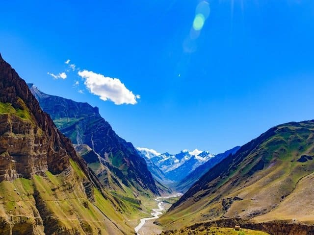 Pin Valley- Himachal- Trip to Spiti valley and Lahaul Region