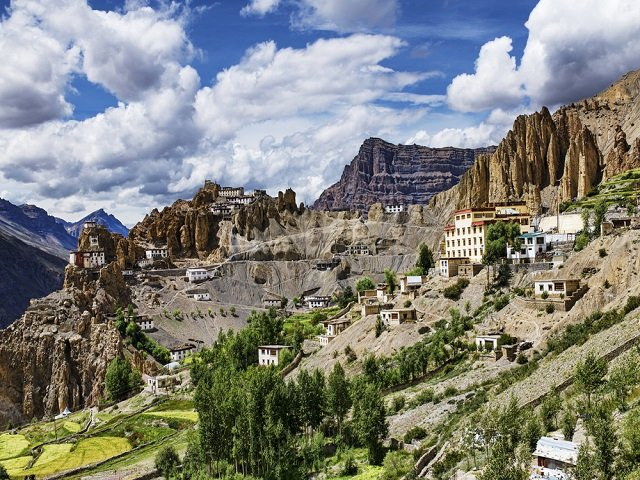 SPITI VALLEY- Himachal Pradesh Offbeat Places & Remote Villages
