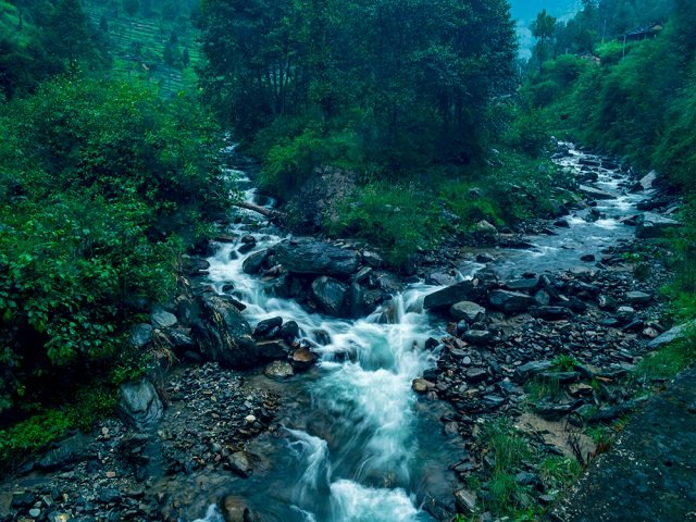 Shoja- Blissful and one of the top places to visit in Himachal Pradesh