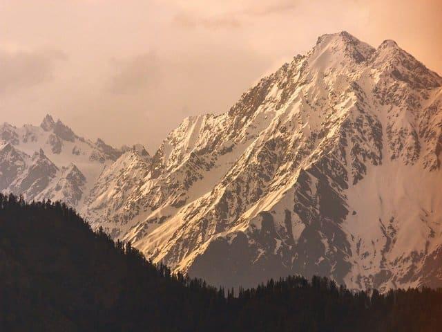 Shrikhand Mahadev Peak- Himachal Pradesh
