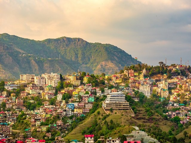 Solan- one of the most popular visiting places in Himachal Pradesh