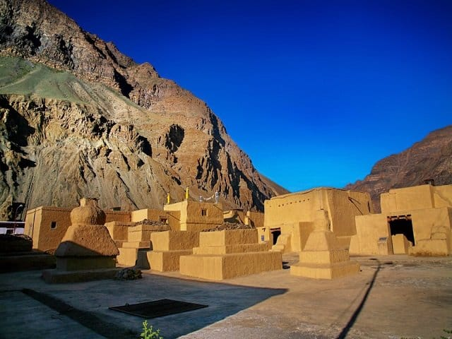Tabo Monastery- Spiti valley visiting places and top tourist destination