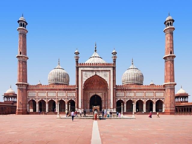 Jama Masjid, Delhi- India